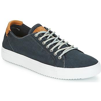 鞋子 男士 球鞋基本款 Blackstone PM31 蓝色