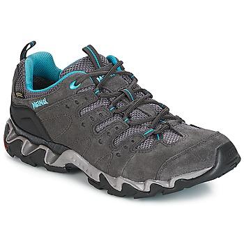 鞋子 女士 多项运动 Meindl PORTLAND LADY 灰色