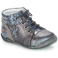 鞋子 女孩 短筒靴 GBB ROSEMARIE 灰色 / 蓝色