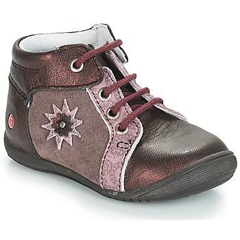 鞋子 女孩 高帮鞋 GBB RESTITUDE 棕色