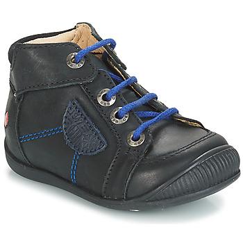 鞋子 男孩 短筒靴 GBB RACINE 黑色