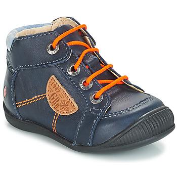 鞋子 男孩 短筒靴 GBB RACINE 蓝色 / 海蓝色