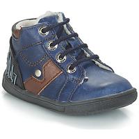 鞋子 男孩 短筒靴 GBB REGIS 藍色