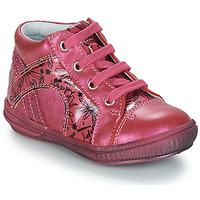 鞋子 女孩 短筒靴 GBB ROSETTA 玫瑰色