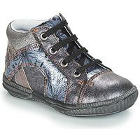 鞋子 女孩 高帮鞋 GBB ROSETTA 银灰色 / 蓝色