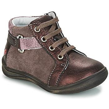 鞋子 女孩 短筒靴 GBB RICHARDINE 棕色 / 古銅色