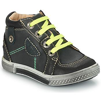 鞋子 男孩 都市靴 GBB RAYMOND 灰色