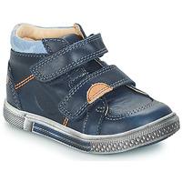 鞋子 男孩 短筒靴 GBB ROBERT Vtc / 蓝色