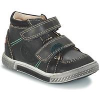 鞋子 男孩 短筒靴 GBB ROBERT 灰色