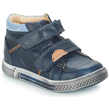 鞋子 男孩 斜挎包 GBB ROBERT 蓝色