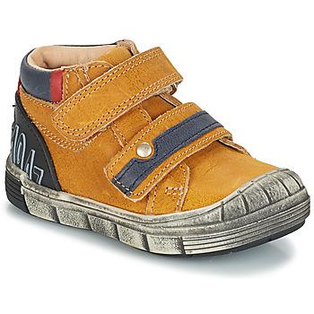 鞋子 男孩 短筒靴 GBB REMI 黄色