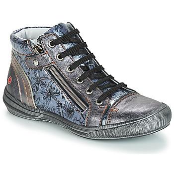鞋子 女孩 短筒靴 GBB RACHIDA 灰色 / 蓝色