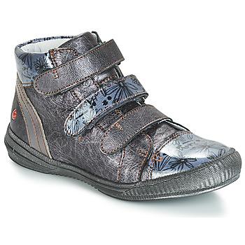 鞋子 女孩 斜挎包 GBB RAFAELE 银灰色