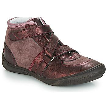 鞋子 女孩 高幫鞋 GBB RIQUETTE 棕色 / 古銅色