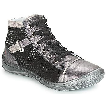 鞋子 女孩 高帮鞋 GBB ROMIE 灰色 / 黑色