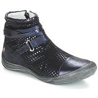 鞋子 女孩 短筒靴 GBB ROCHELLE 蓝色