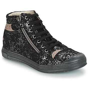 鞋子 女孩 高帮鞋 GBB DESTINY 黑色 / 银灰色