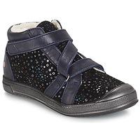 鞋子 女孩 短筒靴 GBB NADEGE Vte / 黑色