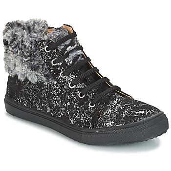 鞋子 女孩 高帮鞋 GBB ROBERTA 黑色