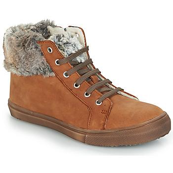 鞋子 女孩 高帮鞋 GBB ROBERTA 棕色