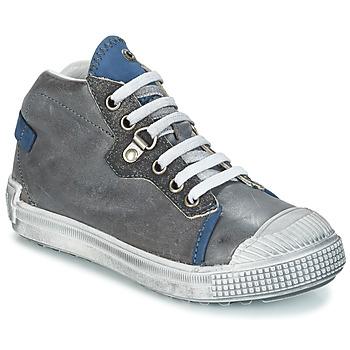鞋子 男孩 短筒靴 GBB RONALD 灰色