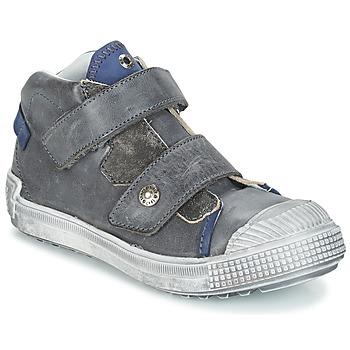 鞋子 男孩 斜挎包 GBB ROMULUS 灰色 / 蓝色
