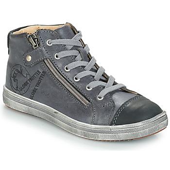 鞋子 男孩 高帮鞋 GBB NICO 灰色