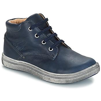 鞋子 男孩 短筒靴 GBB NINO 蓝色