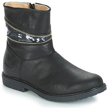 鞋子 女孩 都市靴 GBB MAFALDA 黑色