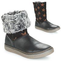 鞋子 女孩 都市靴 Achile DUBROVNIK 黑色