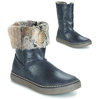 鞋子 女孩 都市靴 GBB DUBROVNIK 蓝色