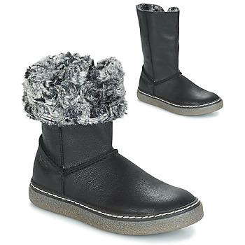鞋子 女孩 都市靴 GBB DUBROVNIK 黑色