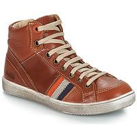 鞋子 男孩 高帮鞋 GBB ANGELO 棕色