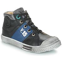 鞋子 男孩 短筒靴 GBB RUFINO 黑色