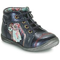 鞋子 女孩 短筒靴 Catimini RAINETTE 海蓝色