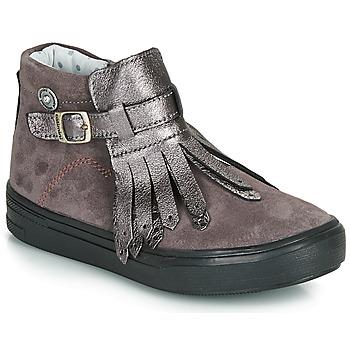 鞋子 女孩 短筒靴 Catimini RUTABAGA 灰色