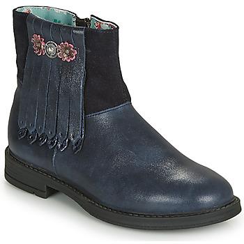 鞋子 女孩 都市靴 Catimini RENOUEE Vtc / 海蓝色