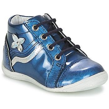 鞋子 女孩 短筒靴 GBB SHINA 藍色