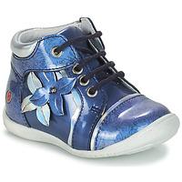 鞋子 女孩 短筒靴 GBB SONIA VVN BLEU-IMPRIME DPF/KEZIA