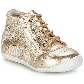鞋子 女孩 短筒靴 GBB SOPHIE  ctv / 金色