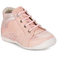 鞋子 女孩 短筒靴 GBB SOPHIE Vte / 玫瑰色