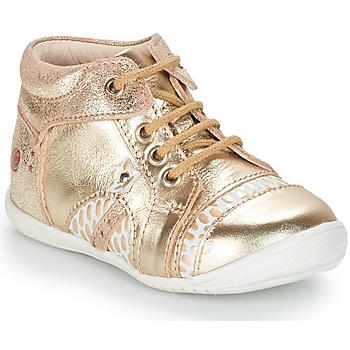 鞋子 女孩 短筒靴 GBB STELLA  ctv / 金色