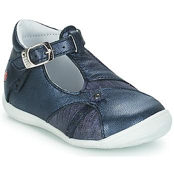 鞋子 女孩 平底鞋 GBB STEPHANIE 蓝色