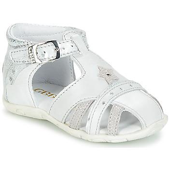 鞋子 女孩 凉鞋 GBB SUZANNE 白色
