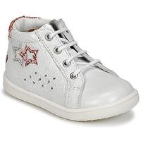 鞋子 女孩 球鞋基本款 GBB SABBAH 白色