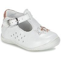 鞋子 女孩 平底鞋 GBB SEVERINE 白色