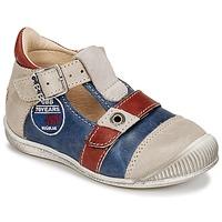 鞋子 男孩 凉鞋 GBB STANISLAS 海蓝色 / 米色 / 红色