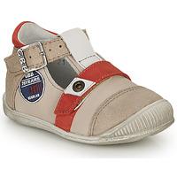 鞋子 男孩 凉鞋 GBB STANISLAS 米色 / 红色