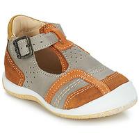 鞋子 男孩 凉鞋 GBB SIGMUND 灰褐色