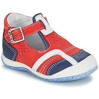 鞋子 男孩 短筒靴 GBB SIGMUND Milk